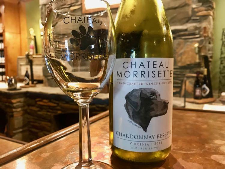 Chateau Morrisette Winery Floyd VA