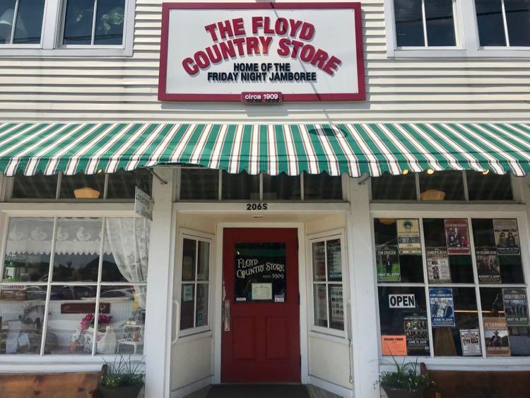 Floyd Country Store in Floyd VA