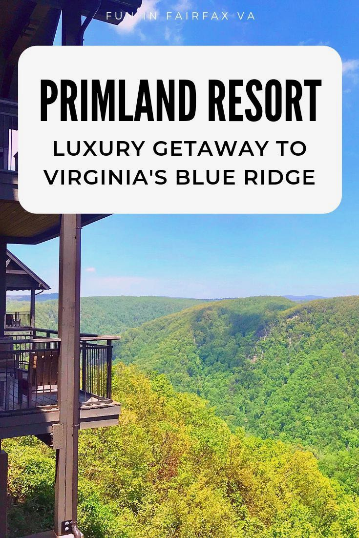 A Primland Resort luxury getaway includes outdoor fun in Virginia's Blue Ridge Mountains.