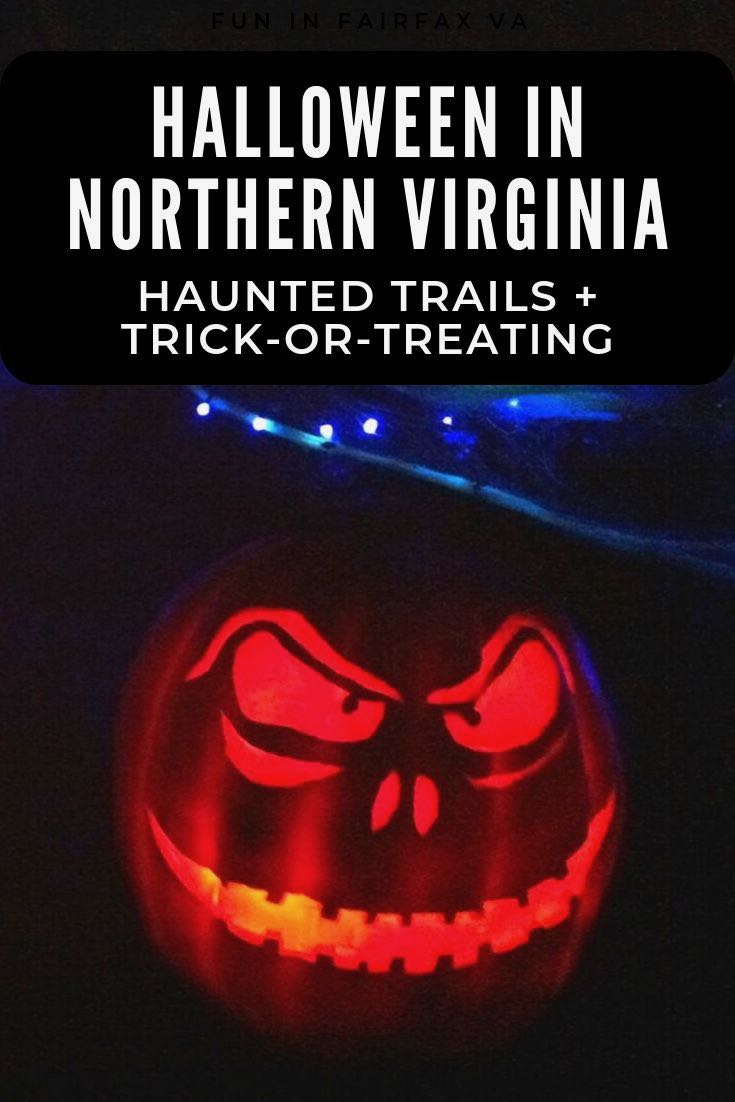 A complete guide to Halloween in Northern Virginia haunted trails, family-friendly events, and trick-or-treating