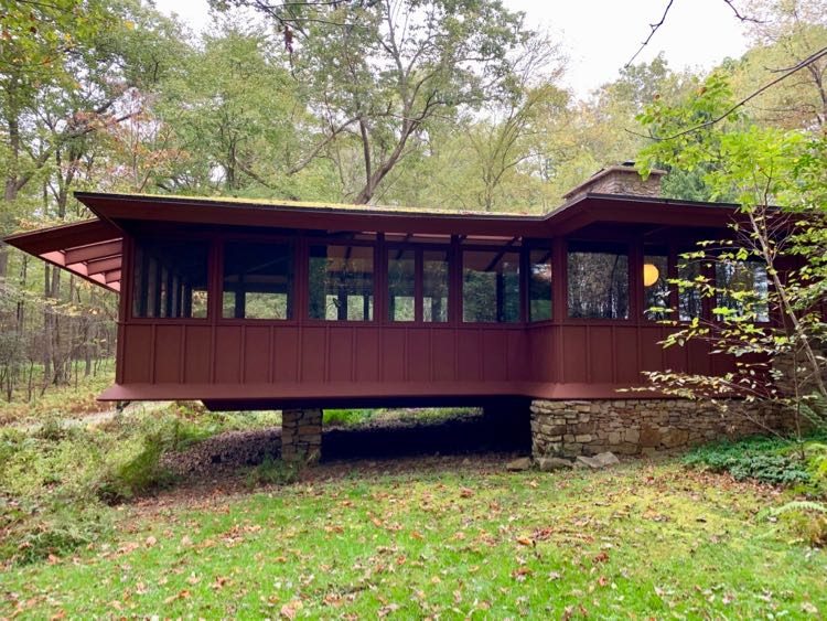 Balter House is one of 4 options for a stay in Polymath Park