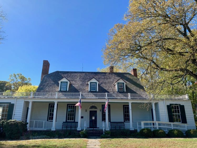 Rippon Landing Historic Site in Woodbridge Virginia