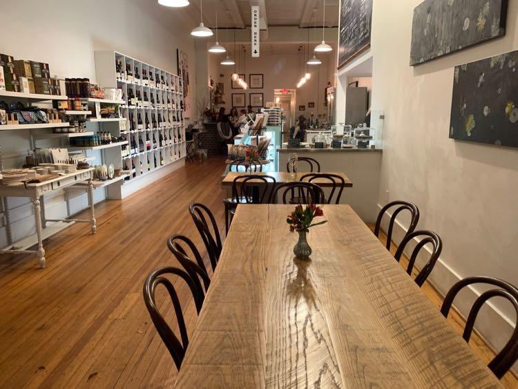 Tillmans Wine Bar and Cafe in Charlottesville VA