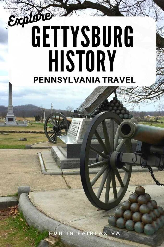 Explore Civil War history on a Gettysburg getaway to Pennsylvania.