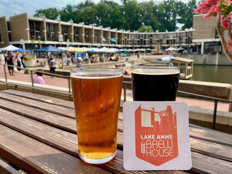 Lake Anne Brew House Reston