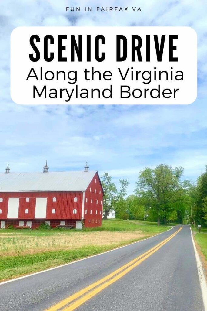 Take a Leesburg scenic drive to quiet parks, quaint towns, historic sites, local wineries and breweries and country roads on the Virginia, Maryland border.