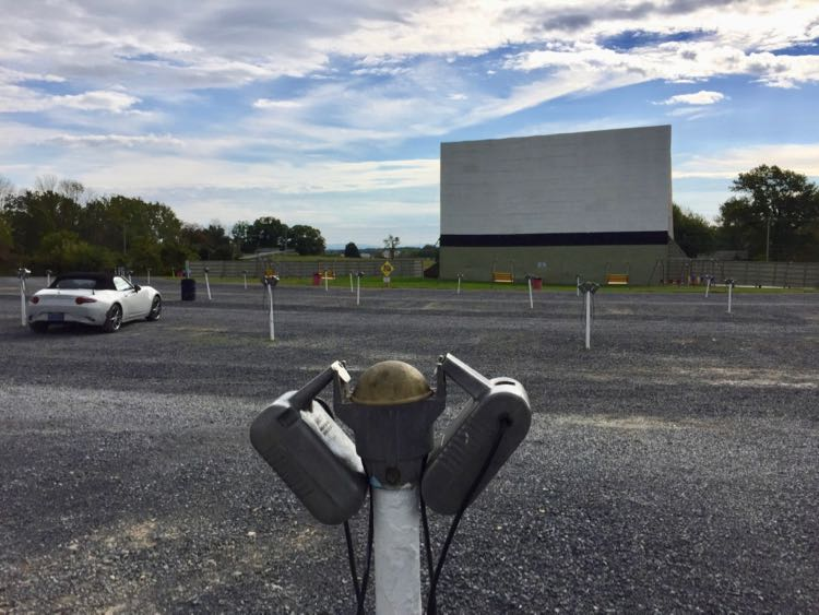 Family Drive-in Movies Stephens City VA