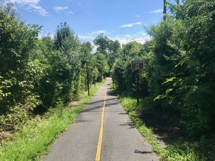 Sugarland to W&OD Connector Trail