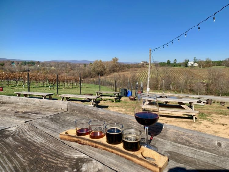 Barrel Oak Winery and Taproom in Northern VA