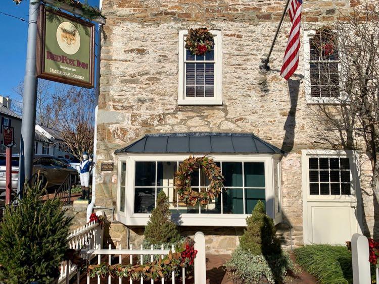 Red Fox Inn Middleburg VA