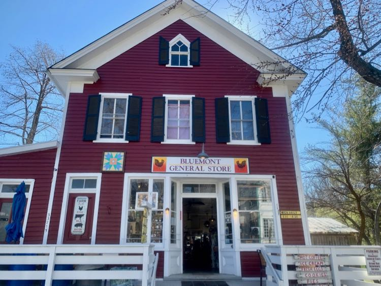 Bluemont Country Store