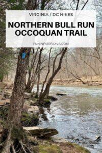 Northern Bull Run Occoquan Trail hike by FuninFairfaxVA