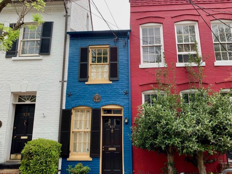 Alexandria VA Spite House