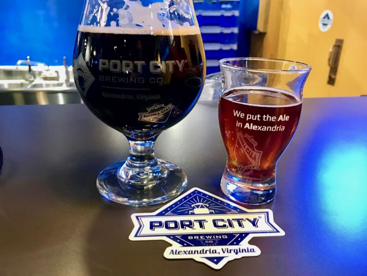 Craft brewery Port City Brewing put the Ale in Alexandria