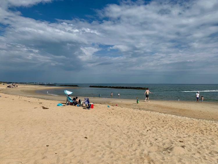 Ocean View Beach Norfolk