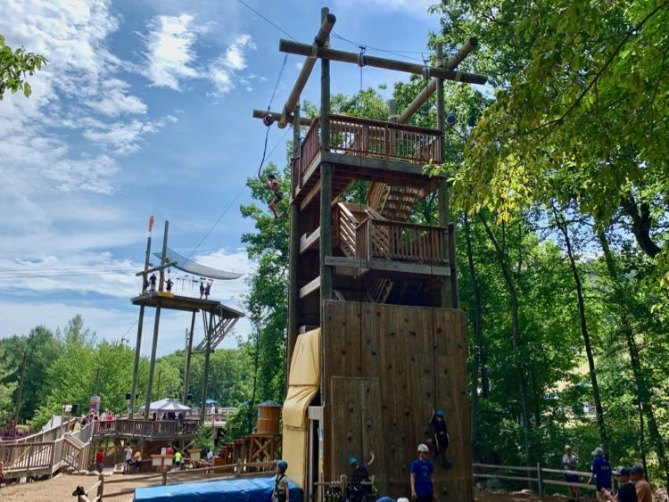 Family Adventure Park at Massanutten