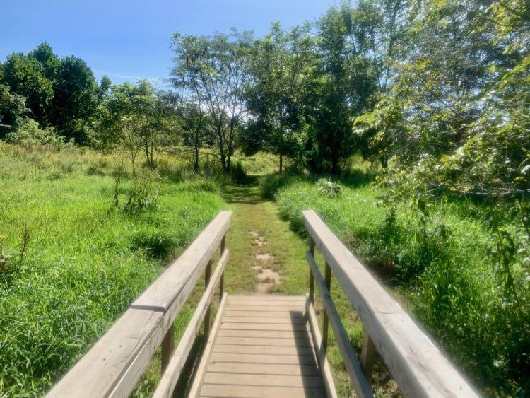 Phillips Farm Trail Waterford