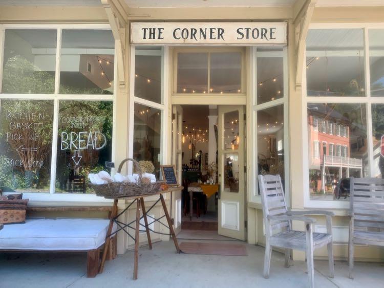 The Corner Store in Waterford Virginia