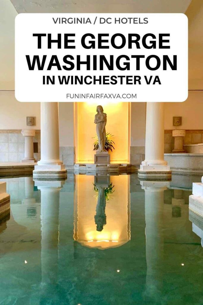Stay at The George Washington Hotel in downtown Winchester Virginia and enjoy relaxed luxury and maximum convenience in beautiful Shenandoah Valley.