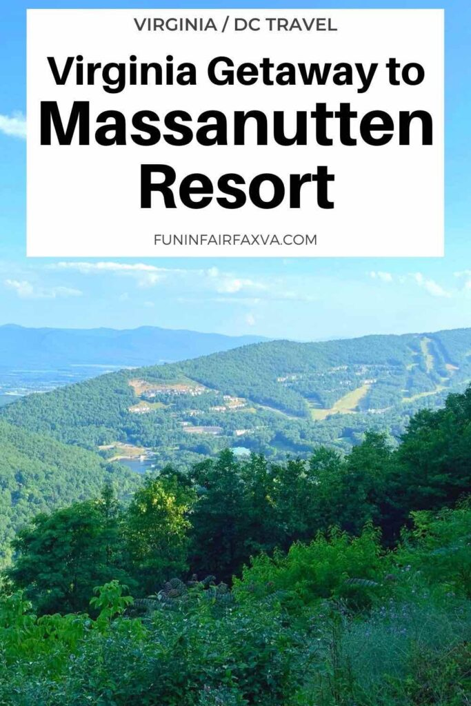 Discover the best activities and fun things to do at Massanutten Resort on an adult or family vacation getaway to the Virginia mountains.