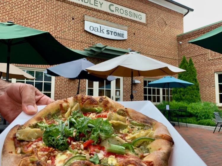 Oak Stone Pizza in Winchester Virginia
