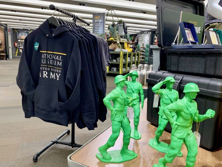 US Army Museum Store
